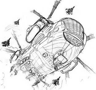 "Arena Invaders 1 [31/8/02]  ""Rassemblement"" Helisketch"
